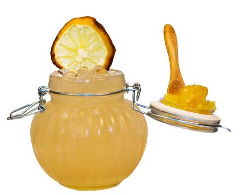 foto di un cocktail con il bergamotto calabro